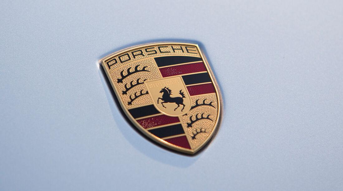 Porsche 911 Turbo S, Emblem