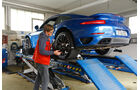 Porsche 911 Turbo S, Leistungsmessung