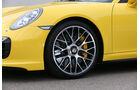 Porsche 911 Turbo S, Rad, Felge, Bremse