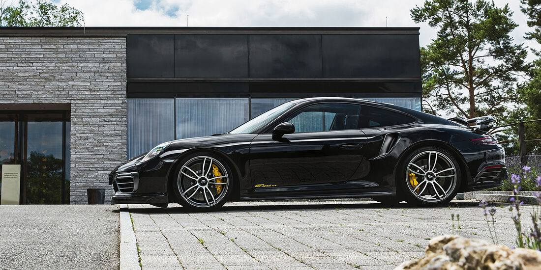 Porsche 911 Turbo Techart GTsport 1 of 30 (2018)