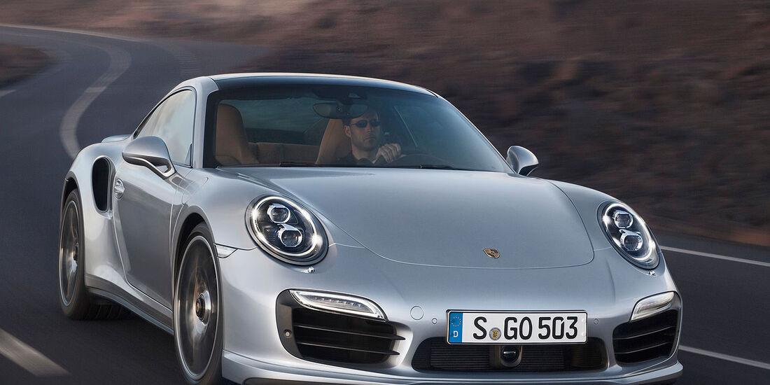 Porsche 911 Turbo, Typ 991