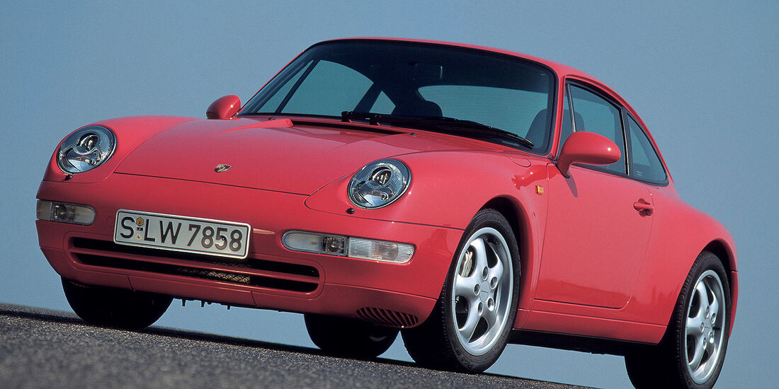 Porsche 911 Typ 993 Carrera
