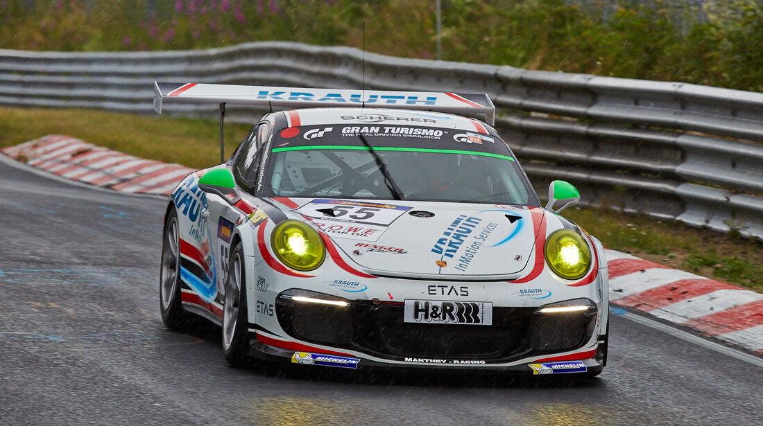Porsche 911 - VLN Nürburgring - 5. Lauf - 5. Juli 2014