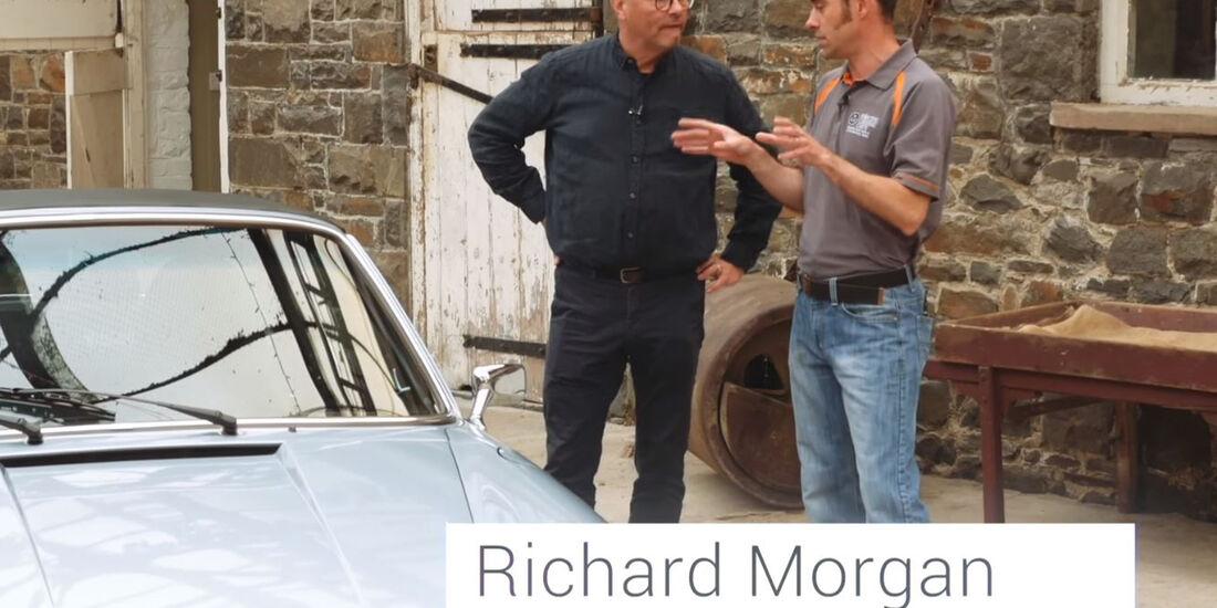 Porsche 911E, Elektro-Porsche, Richard Morgan, Fully Charged
