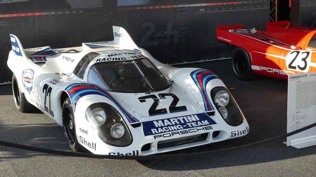 Porsche 917 K - Legendenparade - GP Österreich 2017 - Spielberg