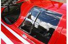 Porsche 917-Nachbau, Seitenfenster