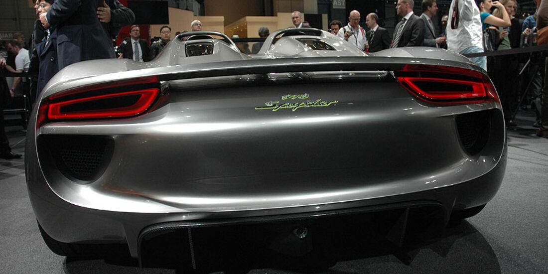 Porsche 918 Hybrid