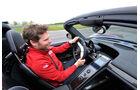 Porsche 918 Spyder, Cockpit, Alexander Bloch
