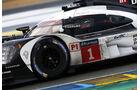 Porsche 919 Hybrid - #1 - 24h Le Mans - Samstag - 18.06.2016