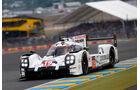 Porsche 919 Hybrid - Startnummer #19 - 24h-Rennen Le Mans 2015 - Donnerstag - 12.6.2015