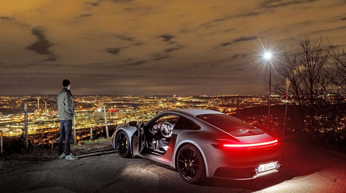 porsche 911 992 carrera 4s im test auto motor und sport. Black Bedroom Furniture Sets. Home Design Ideas