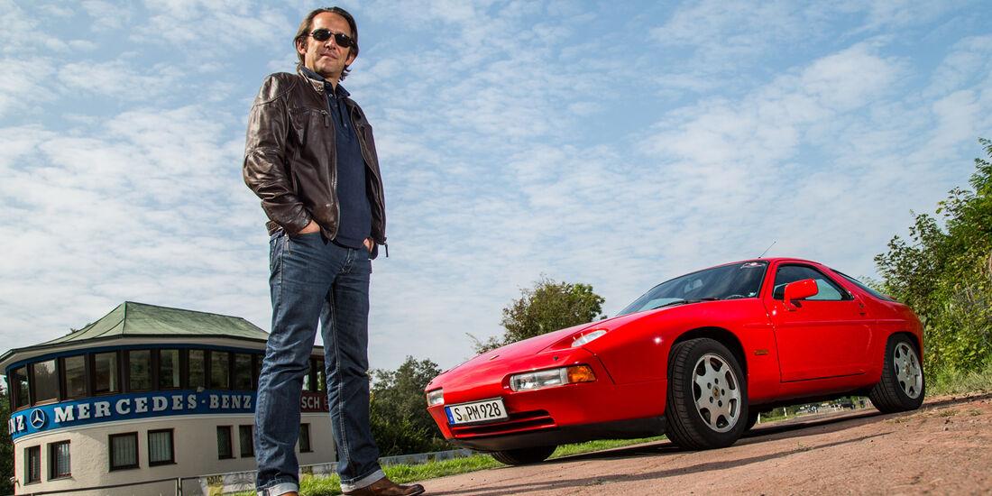 Porsche 928 GT, Michael Schröder