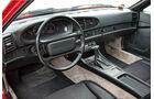 Porsche 944, Baujahr 1985, Innenraum