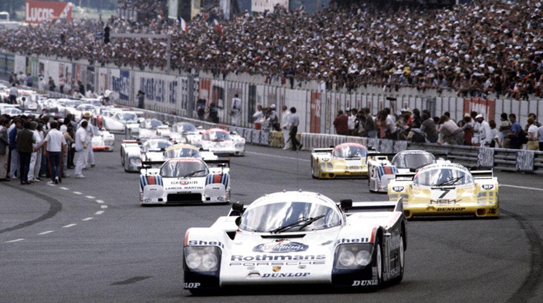 Porsche 962 C LH