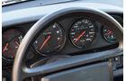 Porsche 964, Rundinstrumente