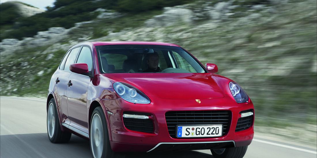 Porsche Baby-Cayenne Roxster Retusche