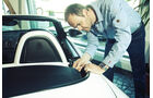 Porsche Boxster S, Kopfstütze