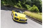 Porsche Boxster Spyder (981), Fahrbericht