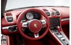 Porsche Boxster im Konfigurator, Lederausstattung