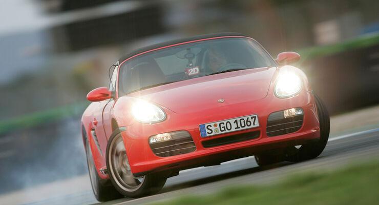 Porsche Boxter S 01