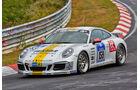 Porsche Carrera - Black Falcon Team TMD Friction - Startnummer: #159 - Bewerber/Fahrer: Alexander Kolb, Julius-Ferdinand Kolb, Vincent Kolb, Helmut Weber - Klasse: V6