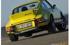 Porsche Carrera RS 2.7, Heck