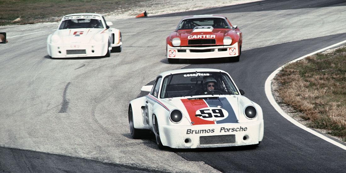 Porsche Carrera RSR - Daytona 1975