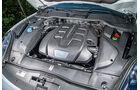 Porsche Cayenne Diesel, Motor