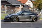 Porsche Cayman GT4 Erlkönig