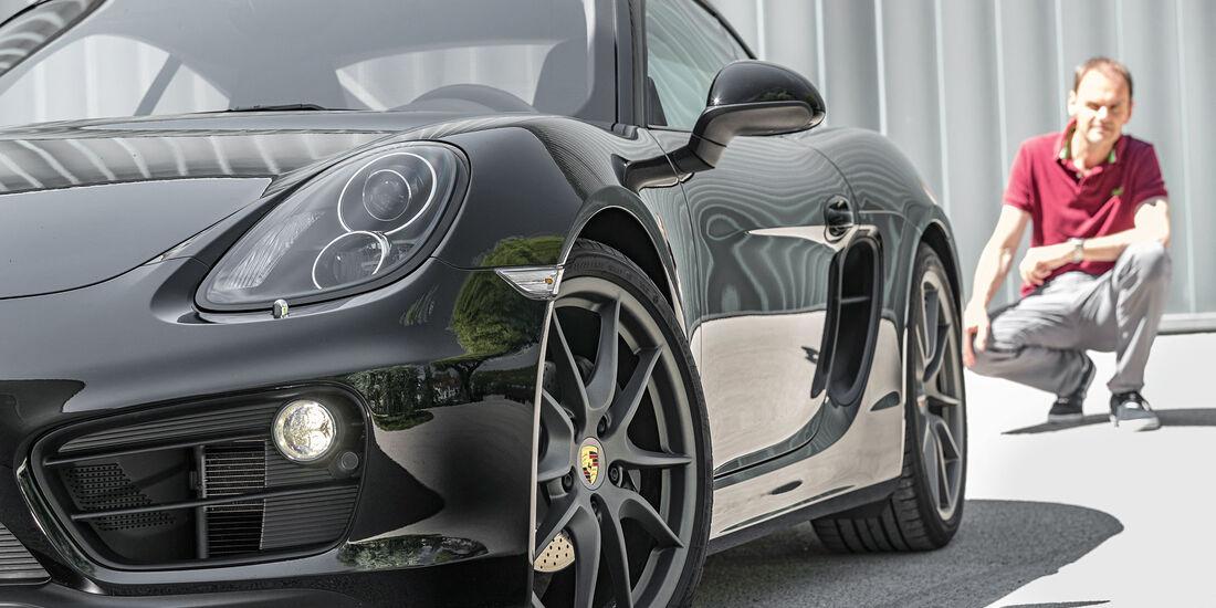 Porsche Cayman (Typ 981c) - Gebrauchtwagen - Beratung - Sportwagen - Coupé