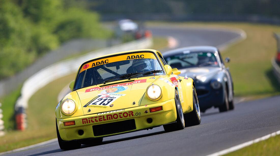 Porsche Coupé - 24h Classic - Nürburgring - Nordschleife