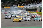 Porsche, Cup, Rennszene
