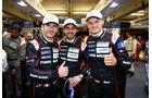 Porsche - Dumas - Jani - Lieb - 24h-Rennen Le Mans 2015 - Donnerstag - 12.6.2015