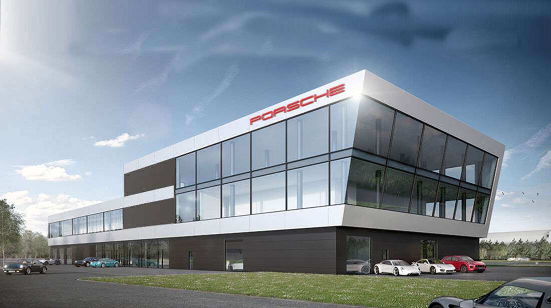 Porsche Experience Center Hockenheim