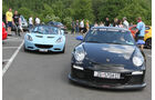Porsche GT, Lotus Elise