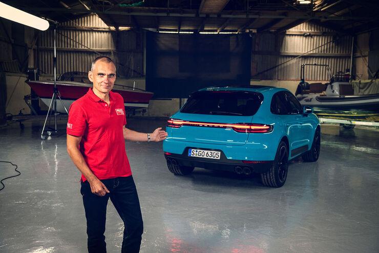 2018 Porsche Macan Facelift >> Neuer Porsche Macan (2019): Facelift, Bilder, Daten und Preis - auto motor und sport