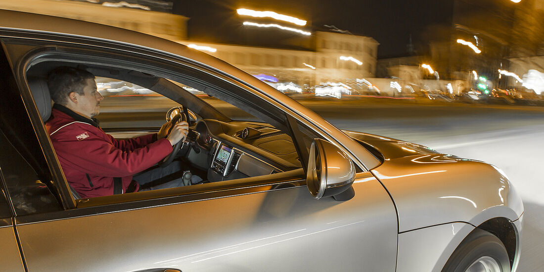 Porsche Macan, Fahrbericht, Macan Turbo