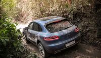 Porsche Macan Hinten Links
