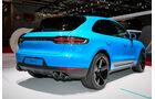 Porsche Macan Paris Auto Show 2018