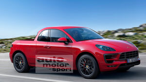 Porsche Macan Pickup