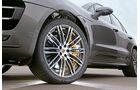 Porsche Macan Turbo, Rad, Felge, Bremse