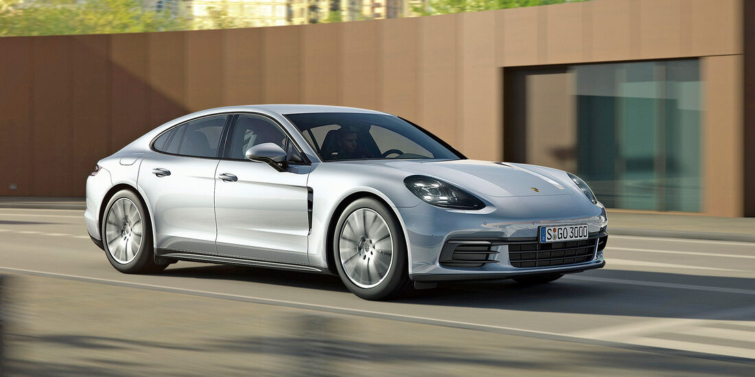Porsche Panamera 4 - Serie - Limousinen bis 100000 Euro - sport auto Award 2019