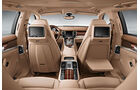 Porsche Panamera 4S Executive, Innenraum