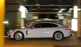 Porsche Panamera 4S, Seitenansicht