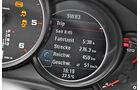 Porsche Panamera Diesel, Display