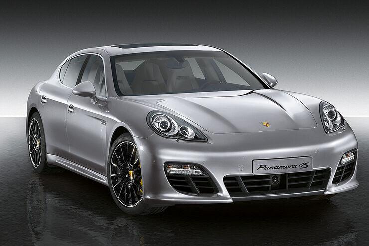 Porsche Panamera Individualisierung