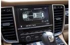 Porsche Panamera S Hybrid, Display, Energiefluss