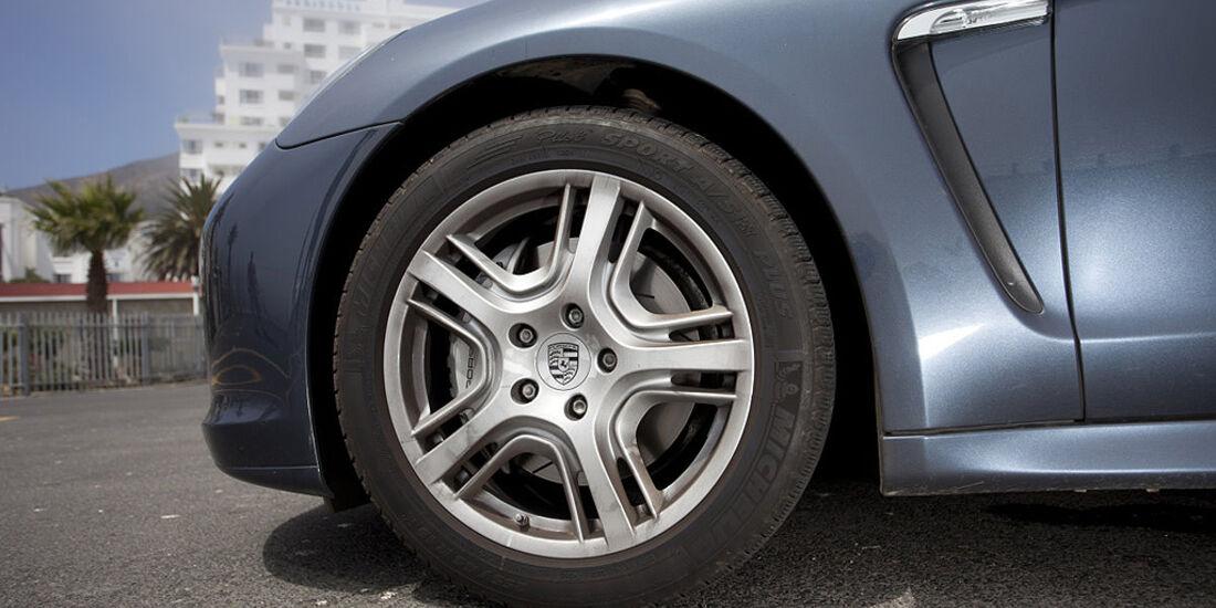 Porsche Panamera S Hybrid, Rückleuchte
