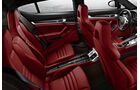 Porsche Panamera Turbo, Innenraum