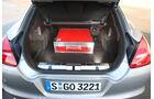 Porsche Panamera Turbo, Kofferraum